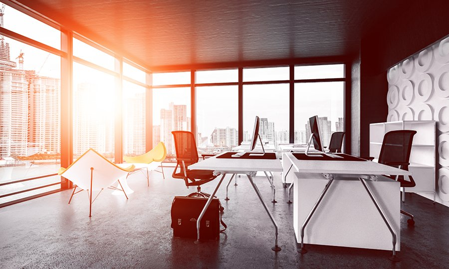 5 Commercial Office Design Trends in 2019