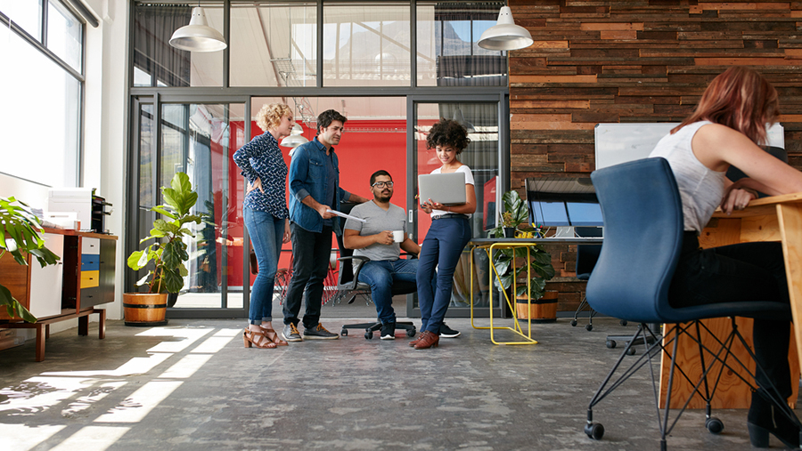 9 Office Design Improvements to Boost Your Employees Well-Being and Productivity