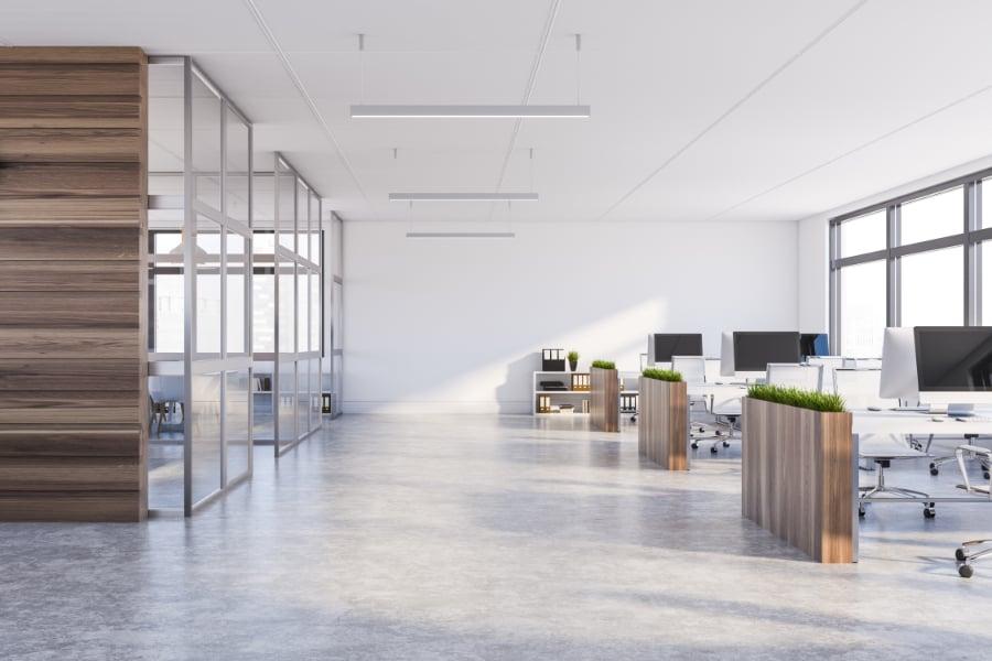 Closing up Open Floor Plans