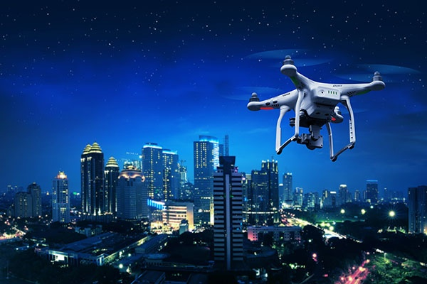 How Drones are Impacting Commercial Real Estate