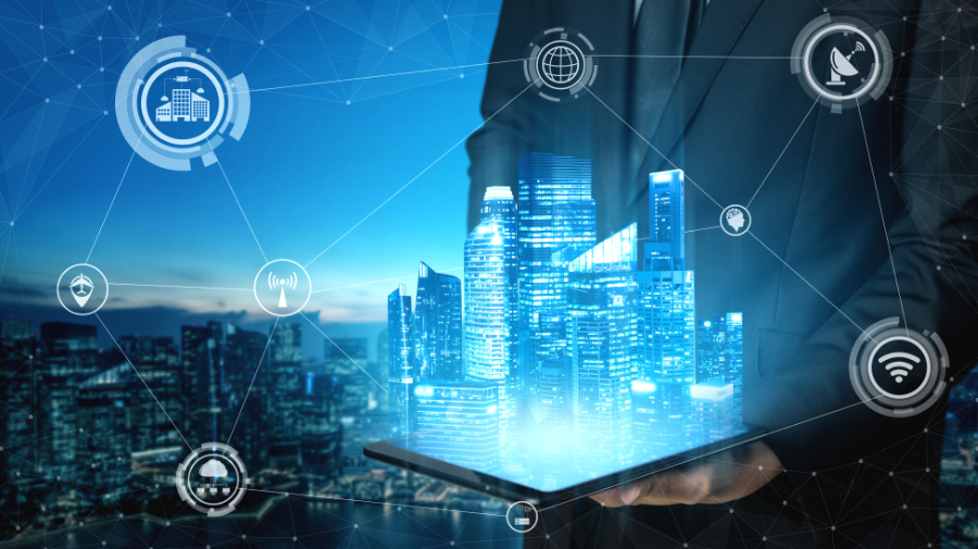 How IoT (Internet of Things) Can Help Transform Office Space