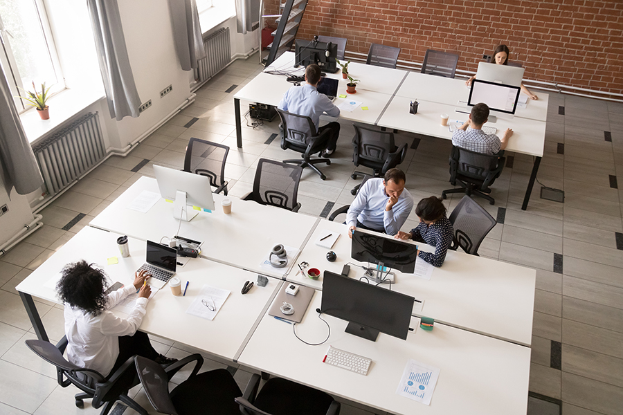 Open Office Space vs. Private Office Space- Pros & Cons