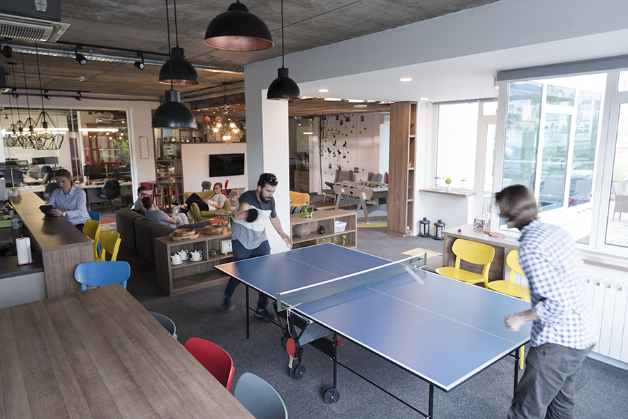 The Top Five Office Building Amenities You Should Look For