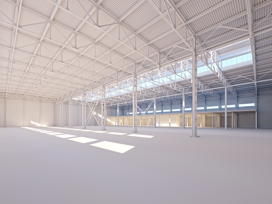 Tips When Designing a Space-Efficient and Productive New Warehouse