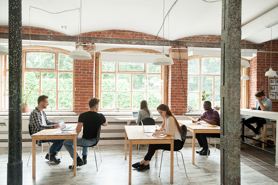 What to Know About Co-Working Space