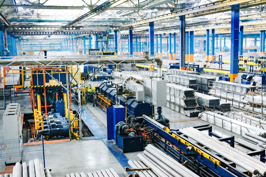 Why Manufacturing Space is Booming During COVID-19