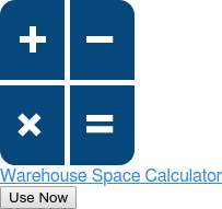 Warehouse Space Calculator Use Now