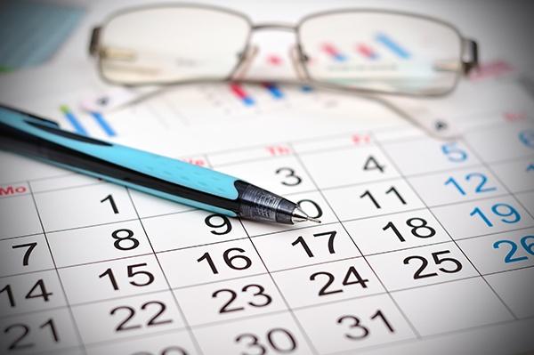 Critical date management